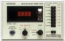 Boonton 42AD RF Microwattmeter