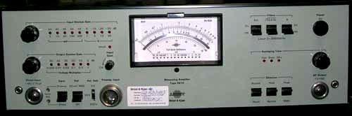 Bruel + Kjaer 2610 Measuring Amplifier