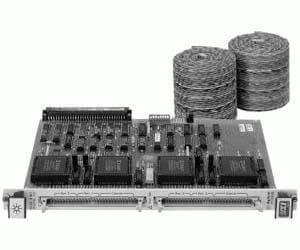 Keysight (formerly Agilent T&M)  E1330B Quad 8-Bit Digital Input/Output VXI Module