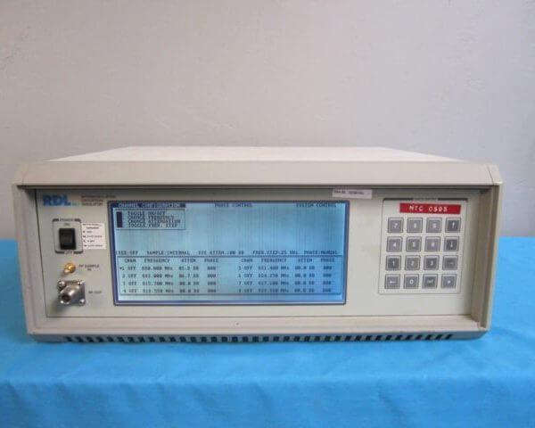 Aeroflex-RDL IMD801D-03A Intermodulation Distortion Analyzer