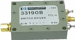 Keysight (formerly Agilent T&M)  33190B Switch Driver