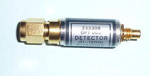 Keysight (formerly Agilent T&M)  33330B Detector