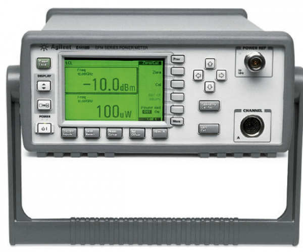Keysight (formerly Agilent T&M) E4418B Power Meter Rental