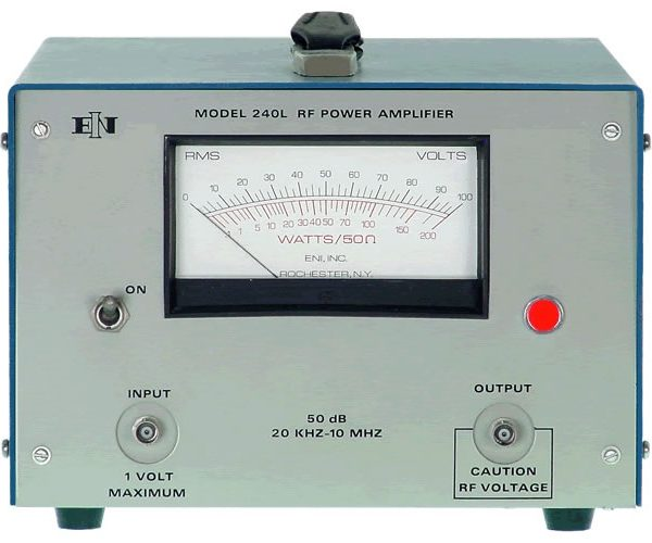 ENI (Electronic Navigation Industries) 240L RF Power Amplifier