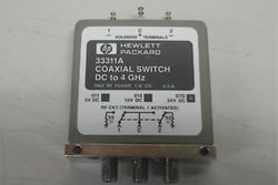 Keysight (formerly Agilent T&M)  33311A SPDT Switch
