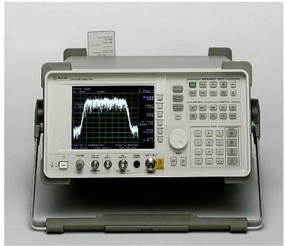 Keysight (formerly Agilent T&M)  8563EC 30 Hz To 26.5 GHz Spectrum Analyzer Rental