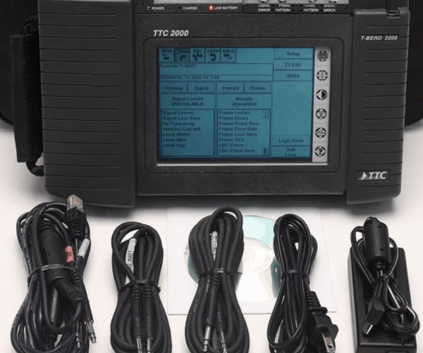 Acterna TTC JDSU 2000 Test Pad With T-BERD 2209 Rental