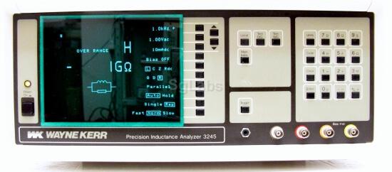 Wayne Kerr 3245 Precision Inductance Analyzer