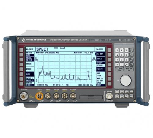 Rohde & Schwarz CMS54 Communication Test Set