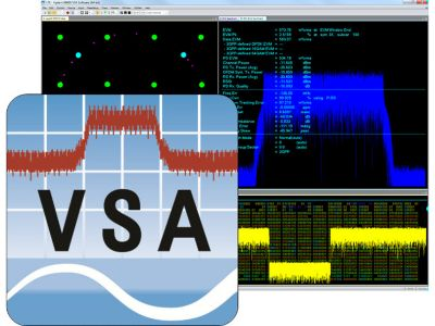 89601B Vector Signal Analysis Software, PC/Instrument License