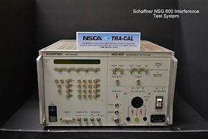 Schaffner NSG 600 (w/603A; 622; 625)