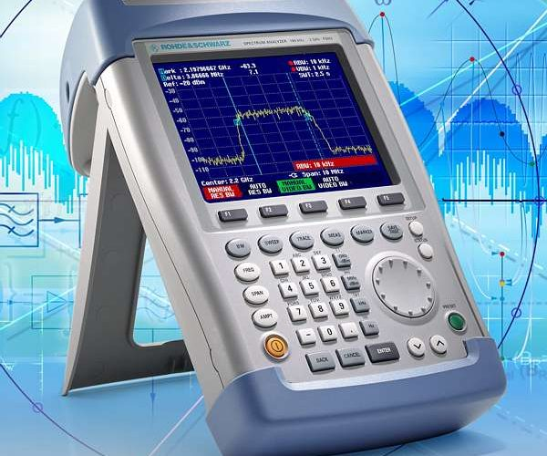 Rohde & Schwarz FSH3-13 Handheld Spectrum Analyzer-Rental