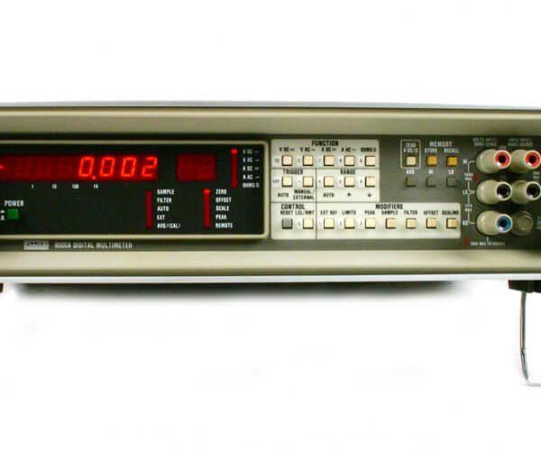 Fluke 8505A Multimeter Rental
