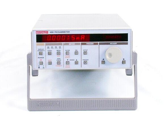 Keithley 486 Autoranging Picoammeter Rental