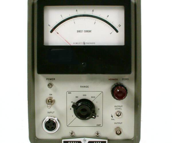 Keysight (formerly Agilent T & M) 428B Clip-On DC Milliammeter Rental