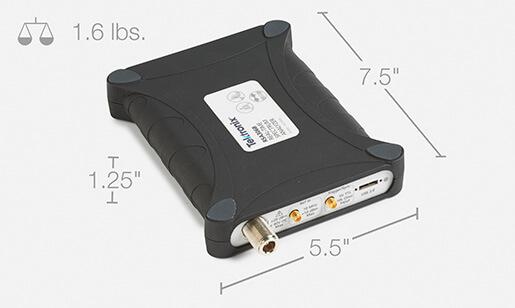 RSA306 USB Real-Time Spectrum Analyzer
