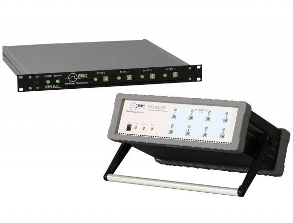 BNC Model 855-20-2 Signal Generator Dual-output 10 MHz To 20.5 GHz