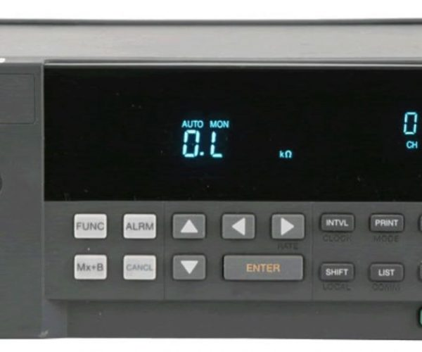 Fluke 2625A Hydra Series II Data Logger, 21 Channel Analog Input Rental