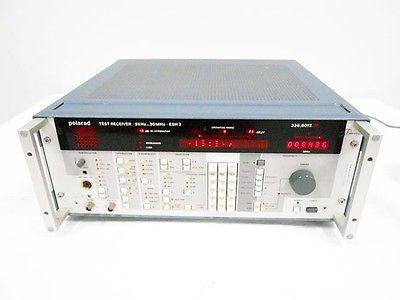 Rohde & Schwarz ESH3 Test Receiver 9 KHz 30 MHz