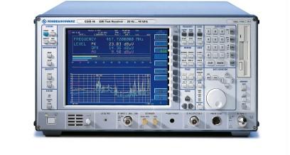 Rohde & Schwarz ESIB40-B4-B5-B21 EMI Test Receiver, 20 Hz To 40 GHz