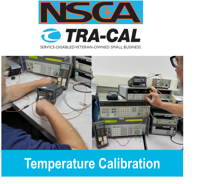Temperature Calibration Services