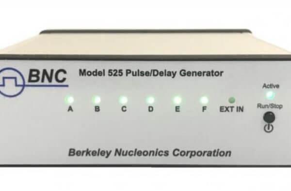 BNC Model 525 6-Channel Digital / Pulse Delay Generator