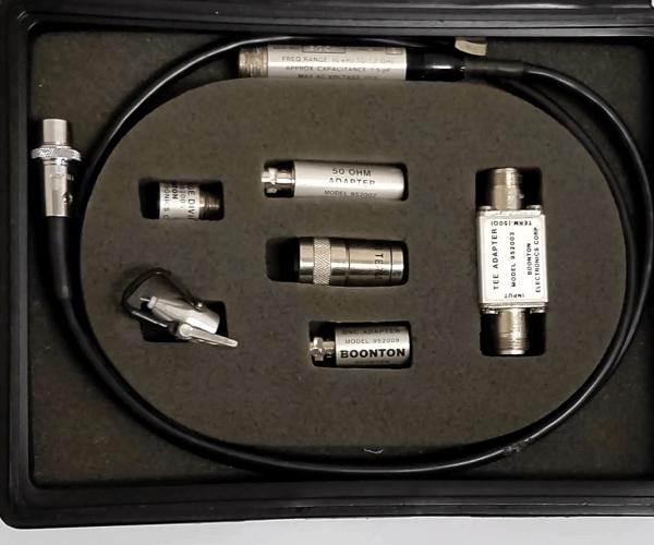 Boonton RF Probe 952001 10khz To 1.2 GHz 400v Rental