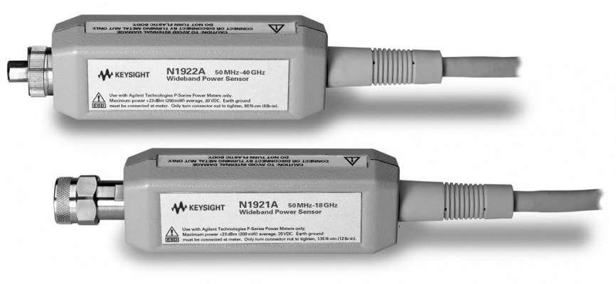 Keysight N1921A P-Series Wideband Power Sensor