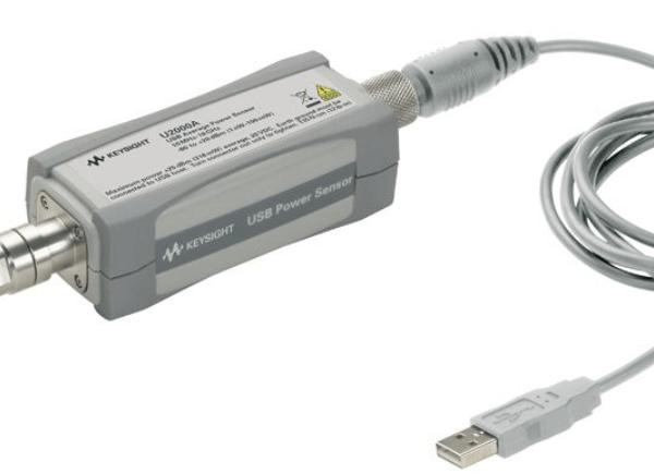 Keysight (formerly Agilent T&M) U2000A 10 MHz – 18 GHz USB Power Sensor