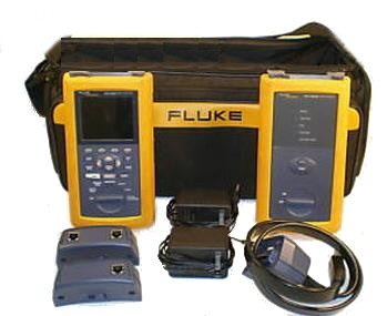 Fluke DSP-4300 Digital Cable Analyzer Rental