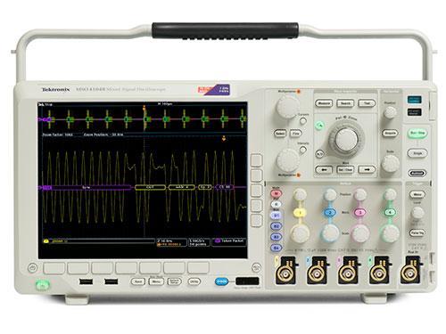Tektronix DPO4104 Digital Phosphor Oscilloscope, 4-Channel, 1 GHz Rental