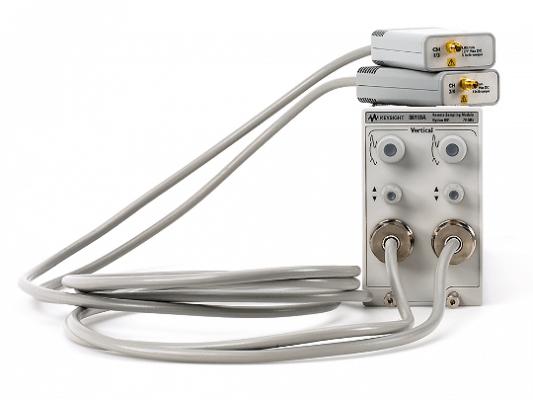 Keysight 86118A 70 GHz Dual Remote Sampling Head