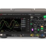 EDUX1052G Oscilloscope 50 MHz 2 Analog Channel With Built-in Waveform Generator
