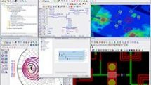 Momentum 3D Planar EM Simulator Software