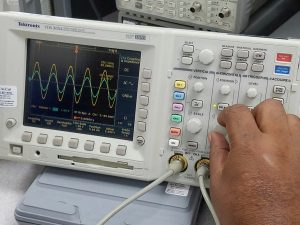 test and measurement capabilities