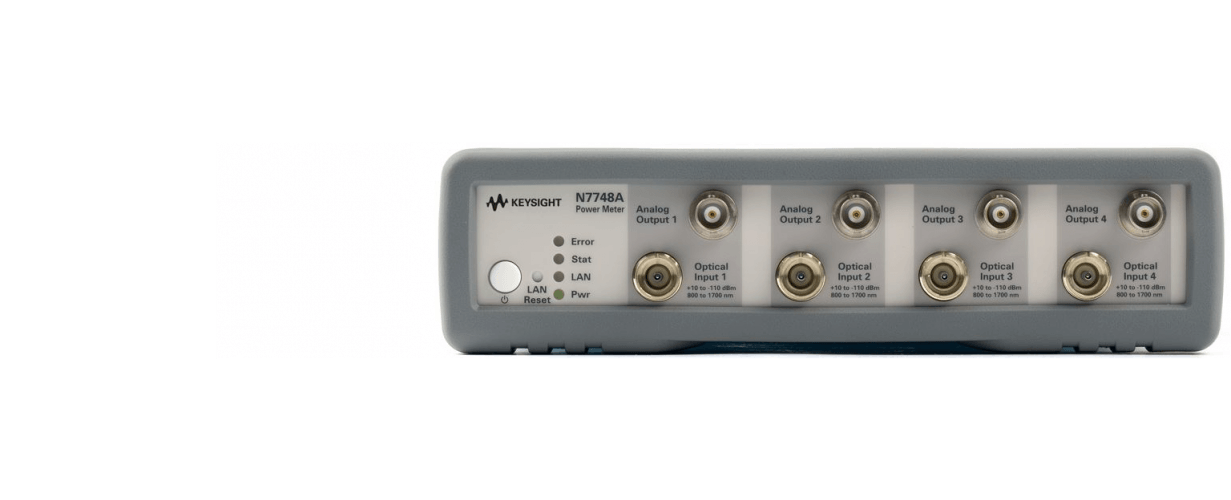 N7748A Optical High Performance Power Meter