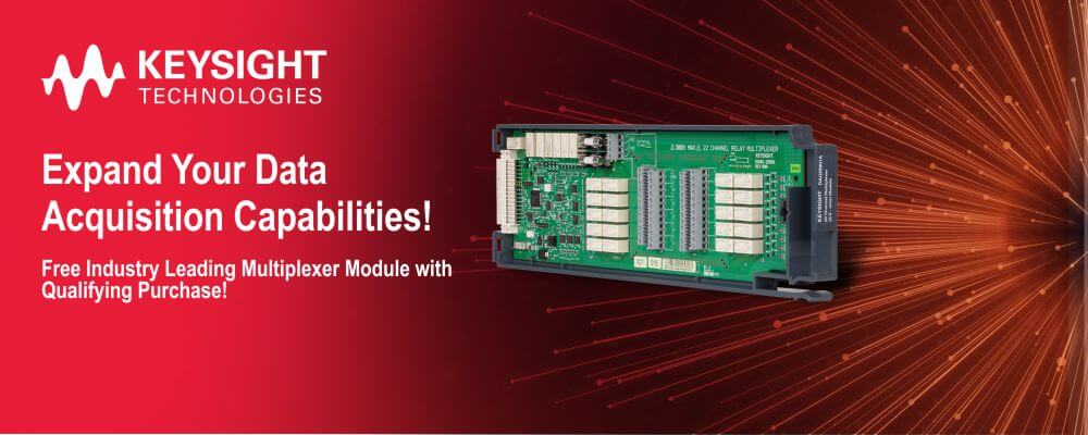 Expand Your Data Acquisition Capabilities! Web Banner