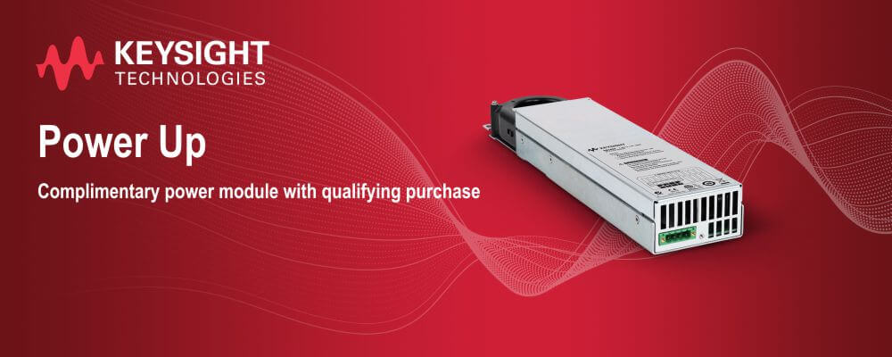 Power Up! Free Power Module With Qualifying Purchase! Web Banner