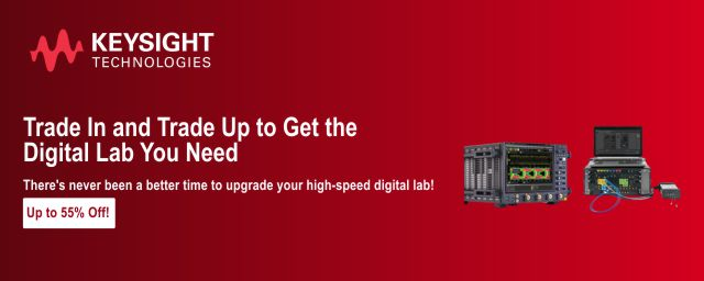 Trade In And Trade Up To Get The Digital Lab You Need